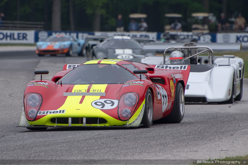 The WeatherTech International Challenge with Brian Redman presented by HAWK July 19-22