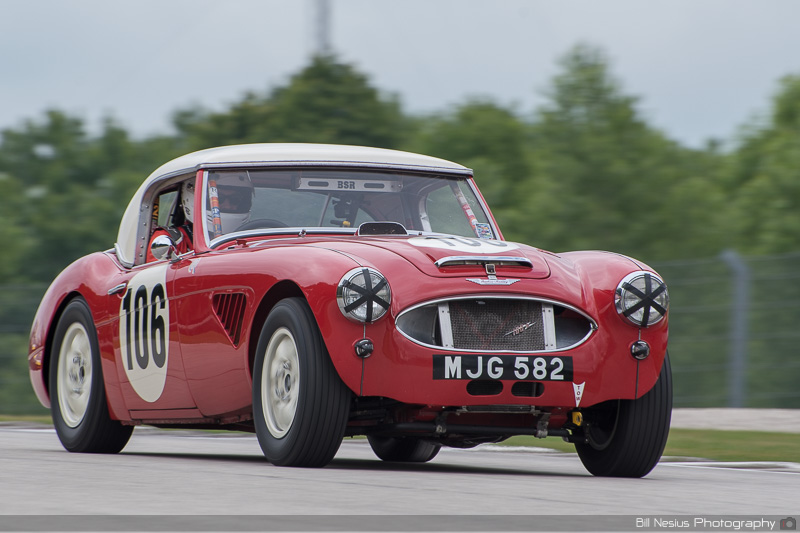 1957 Austin Healey 100/6 Number 106